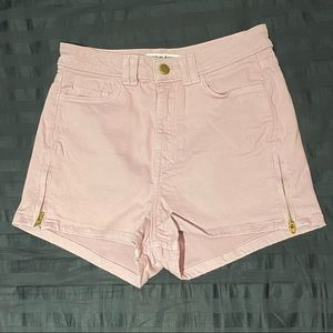 Lavender purple American Apparel shorts